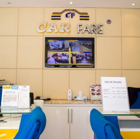 Car Fare Rent A Car